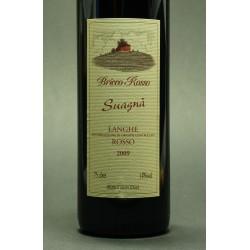 Bricco Rosso, Suagna, Piemonte, 2009, 75 cl.