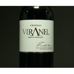 Chateau Viranel, Tradition, St. Chinian, 2013, rød, 75 cl.