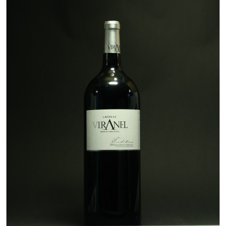 Chateau Viranel, Tradition, St. Chinian, 2012, rød, 150 cl.