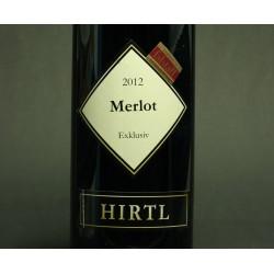 Weingut Hirtl, Merlot Exklusiv, Weinviertel, Østrig, 2012, 150 cl.