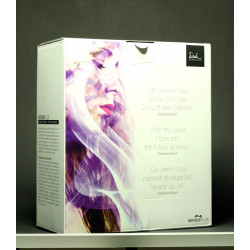 Eisch SensisPlus Superior hvidvinsglas, 2 stk. i gavekarton