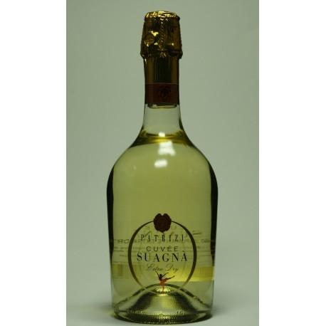 Patrizi, Suagna, Extra Dry, mousserende, Piemonte, 2016, 75 cl.