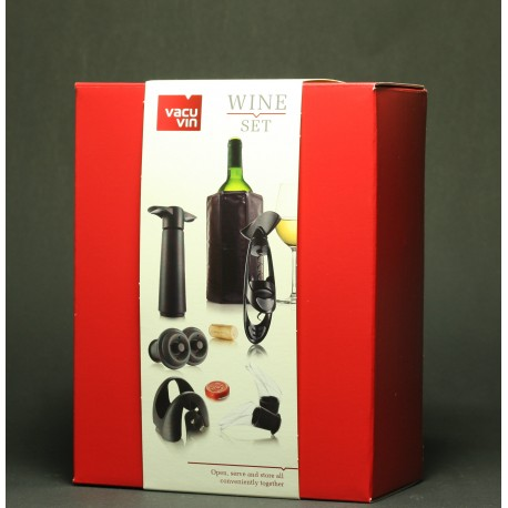 VacuVin Wine Set Experienced