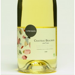 Chateau Beaubois, Confidences, Costieres de Nîmes, hvid, 2016, 75 cl. - ØKO
