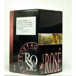 Camille Cayran, Côtes du Rhône, rød, 5 liter, 13,5%