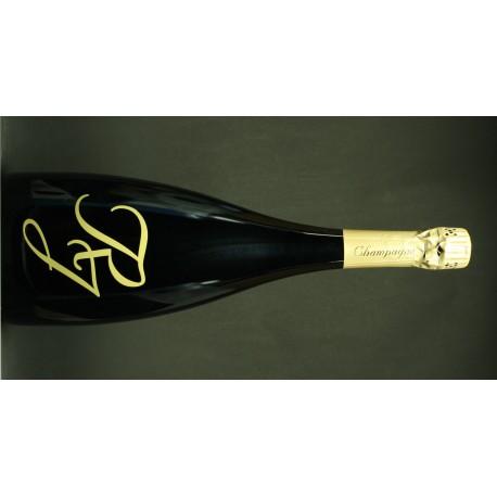 Champagne René Jolly, Blanc de Noirs, N/V, brut, 150 cl.