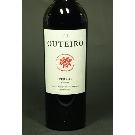 Terra d'Alter, Outeiro, Alentejo, 2012, 75 cl.