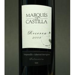 Marques de Castilla, Reserva, La Mancha, 2008, 75 cl.